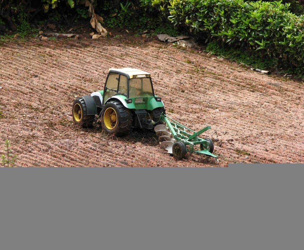 Ewolucja maszyn rolniczych