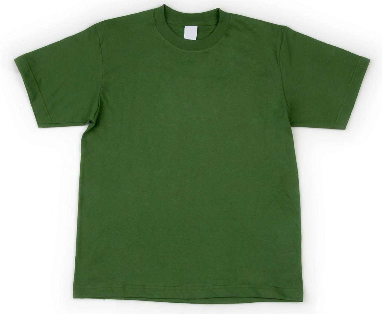 Trzy odsłony koszulki z krótkim rękawkiem